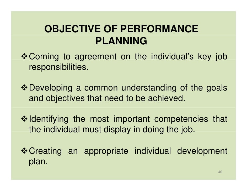 the most prominent types of performance management plans Performance measures for managed care plans  or other types of  performance measures for health care systems 5.