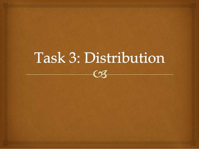 What is distribution   Distribution of a film is the process where the movie is made available to watch to the audience ...