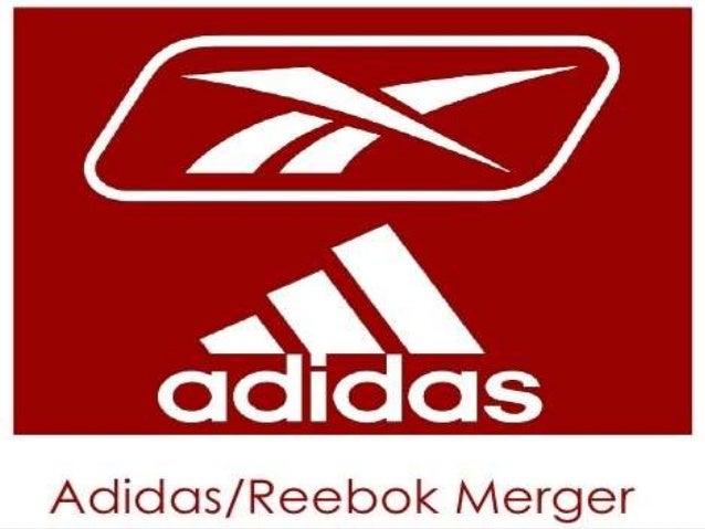 adidas and reebok