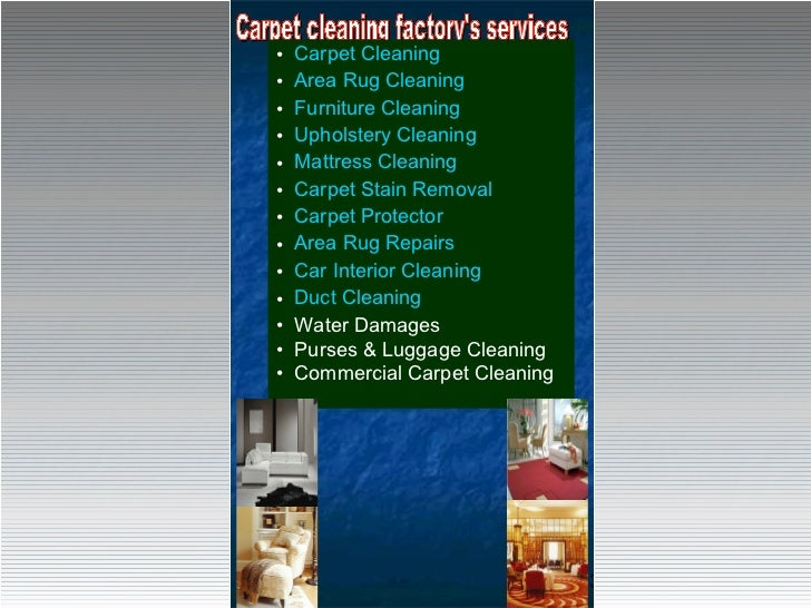 Professional Carpet Cleaning Services Company Since 1960