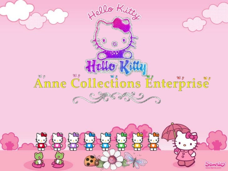 Presentation1 hello kitty