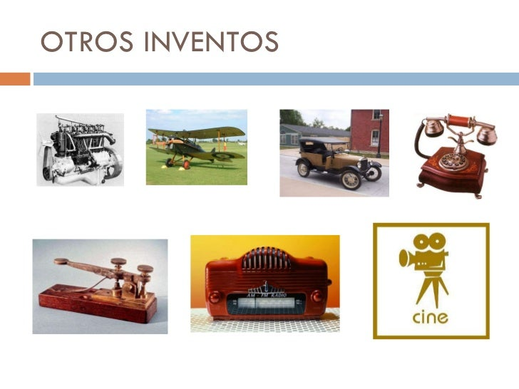 9 inventos de la revolucion industrial