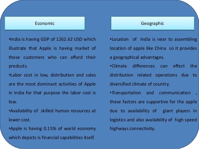 apple business activities