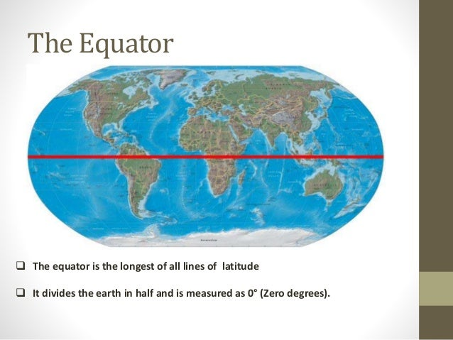 Prime meridianequator latitude and longitude lines are sometimes referred to as parallels 5 the equator gumiabroncs Gallery