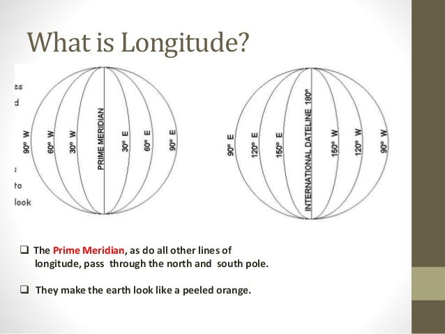 Prime meridianequator latitude and longitude 8 what is longitude ccuart Choice Image
