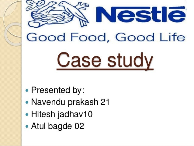 case study of nestle about benchmarking Case study of nestle : knowledge audit in knowledge management the current and the future benchmark for knowledge use: through this whole case study.