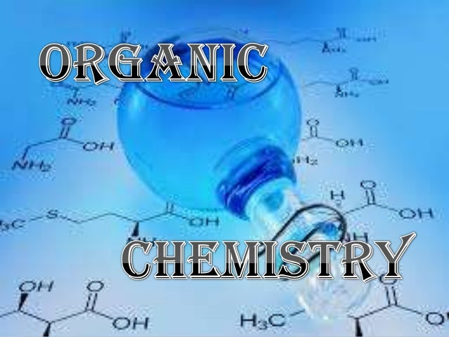 best presentation on organic chemistry mechanism  organicchemistry 3