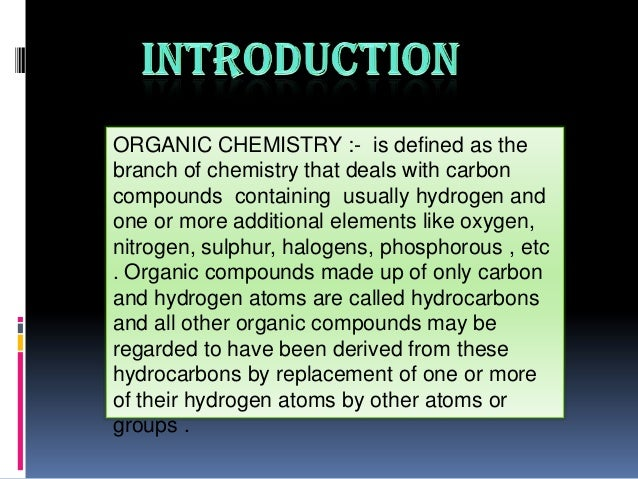 best presentation on organic chemistry mechanism  5