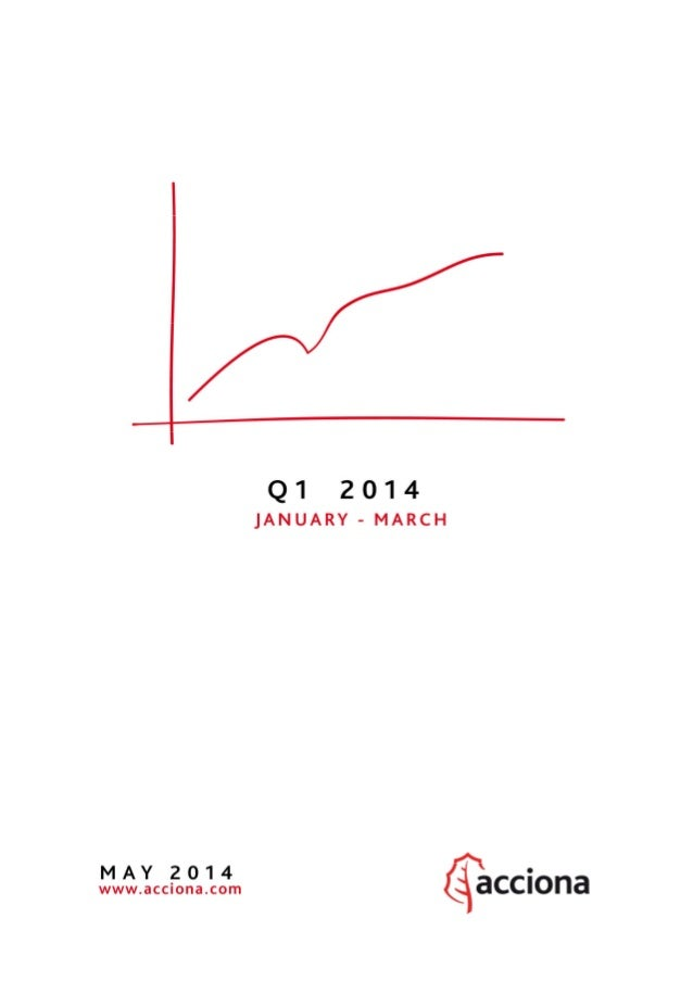 Q1 2014 Results (January – March) 2 CONTENTS 1. EXECUTIVE SUMMARY 2. CONSOLIDATED INCOME STATEMENT 3. CONSOLIDATED BALANCE...