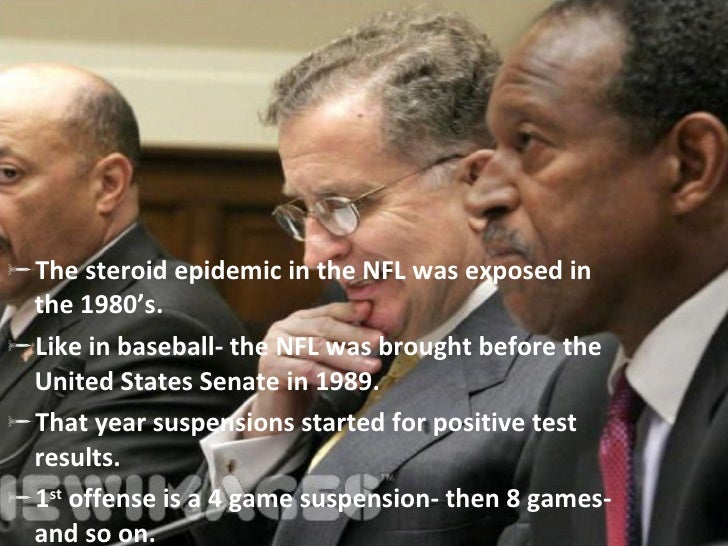 steroids speech Should we accept steroid use in sports a panel of experts debates whether performance-enhancing drugs should be allowed in competitive sports.