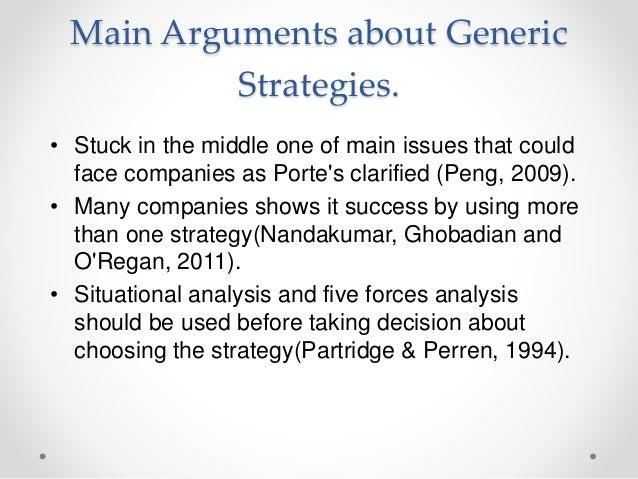 Basics of Identifying Strategic Issues and Goals