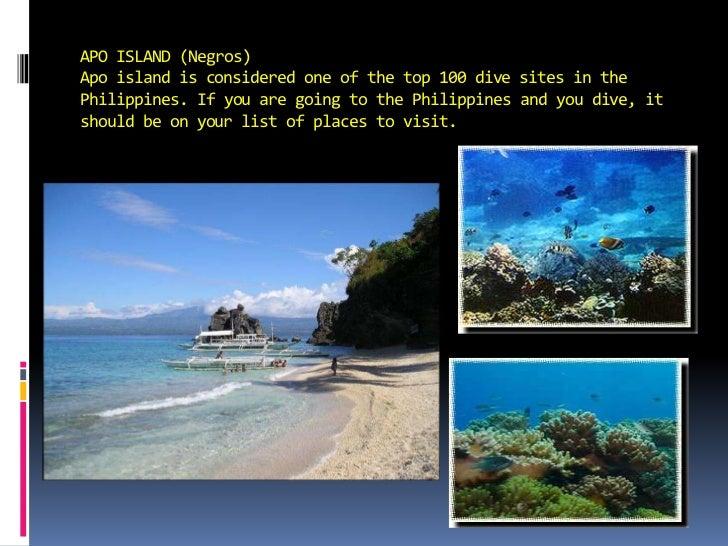 Presentation1 Top Tourist Destination In The Philippines