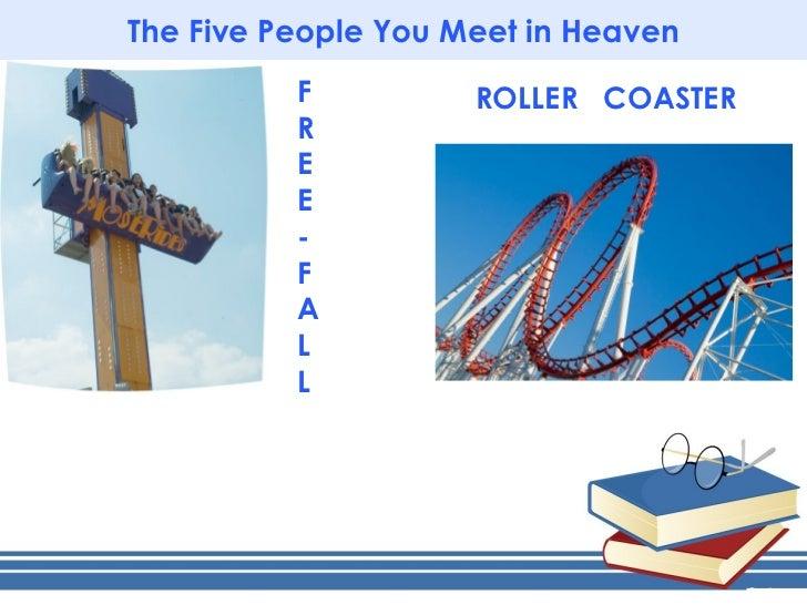 The Five People You Meet In Heaven 1