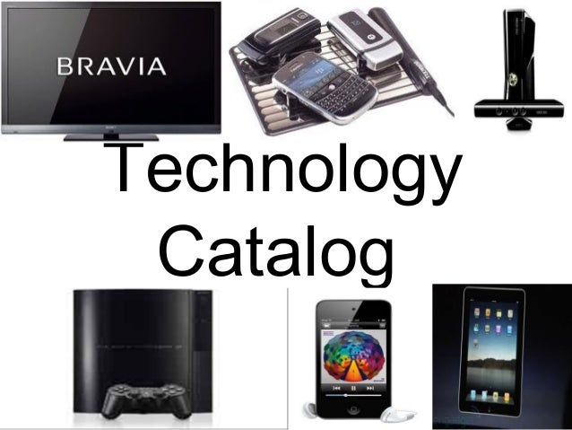 Technology Catalog