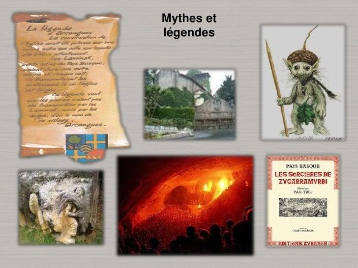Mythes et légendes<br />