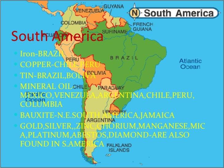 21 south america