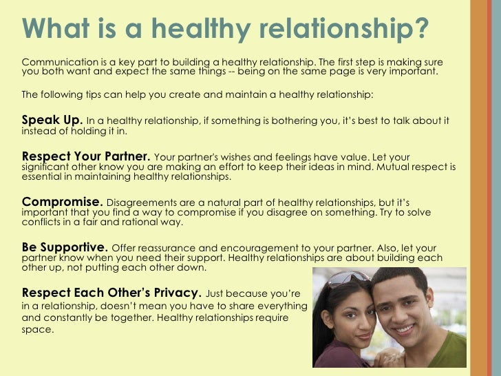 Healthy dating relationships ppt teams teen cert