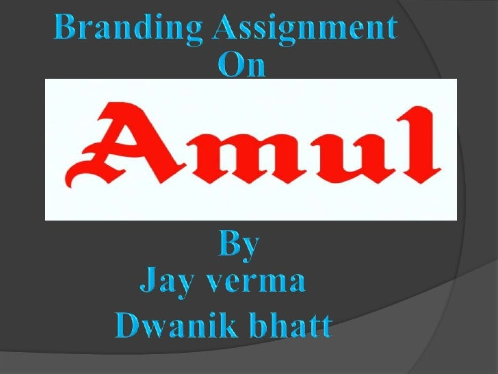 Amul products have been in use in millions of homes since 1946.Amul Butter, Amul Milk Powder, Amul Ghee, Amul spray, Amul ...