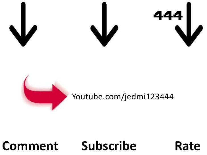 444                                             •          • Youtube.com/jedmi123444Comment      Subscribe                ...