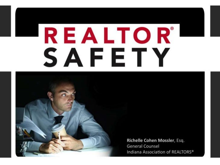 REALTOR® Safety