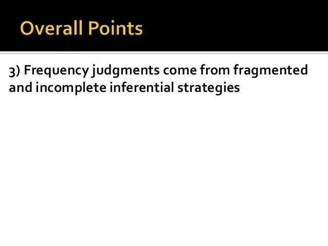 5) Nested set representations improve correctcalculation rates