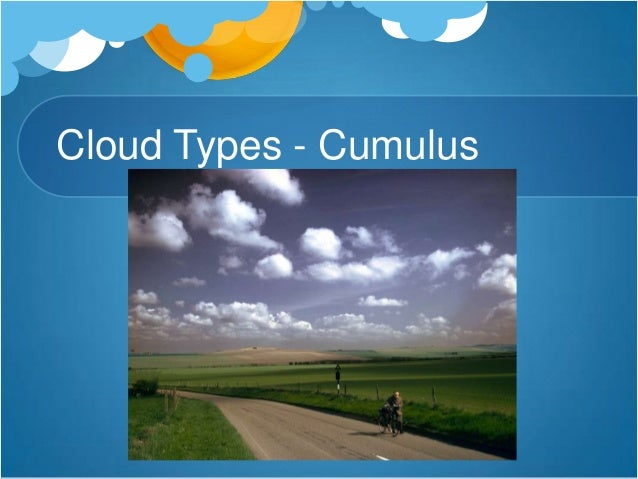 Cloud Types - Stratus