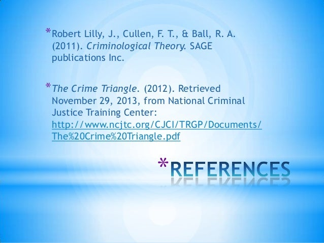 routine activities theory Organized crime, situational crime prevention and  how routine activities influence  ideas on situational crime prevention and routine activity.
