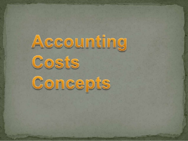 Costs and profits are very important concepts in microeconomic analysis. Costs are necessary expense in an enterprise must...
