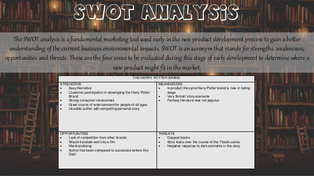 swot analysis of harry rosen Understand what strategy actually is and learn about more than 75 core strategy tools used by business leaders swot analysis discover new opportunities, manage and eliminate threats 14 the simonson and rosen's influence mix.