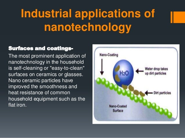 Nanotechnology And It S Applications