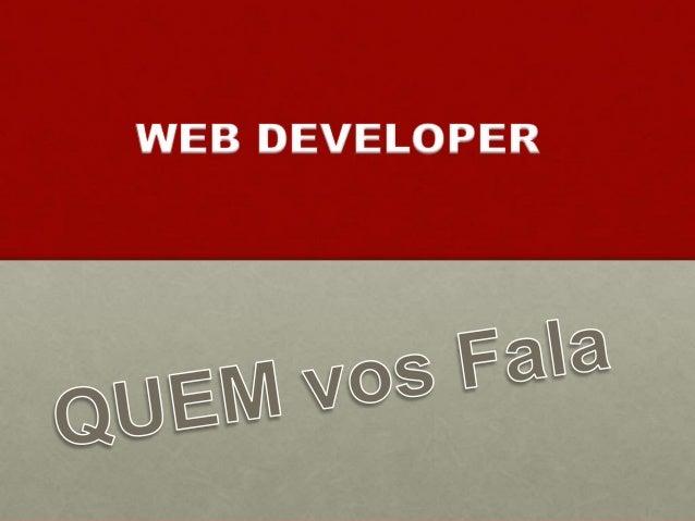 @Ernandes Ferreira Coordenador de Desenvolvimento da Agência Trii; Analista de Sistemas; WordPress Developer; Professor da...