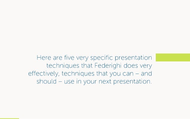 Five presentation lessons from Apple's new rising star (Craig Federighi) Slide 3