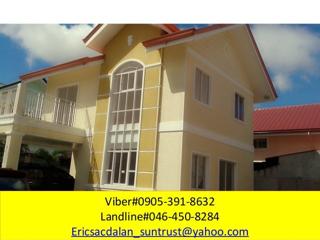Viber#0905-391-8632 Landline#046-450-8284 Ericsacdalan_suntrust@yahoo.com