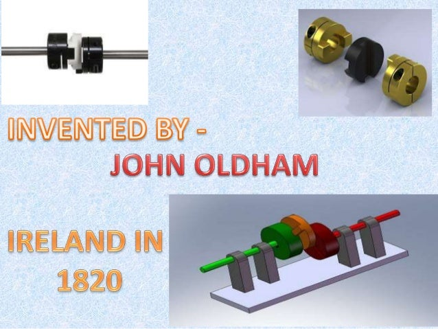 Oldham Coupling Mechanism