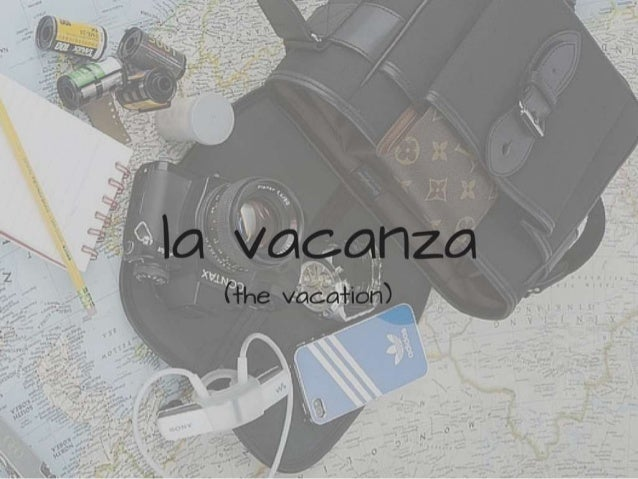 English In Italian: Italian Words And Phrases For Summer Travel