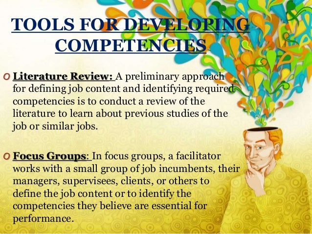 Competencies   definition of competencies by The Free  Entrepreneurship  education  A systematic literature review     SlideShare