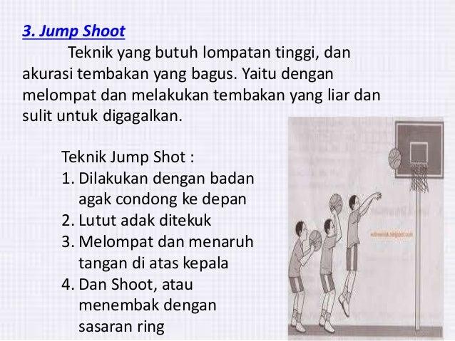 Ppt Teknik Dasar Shooting Bola Basket