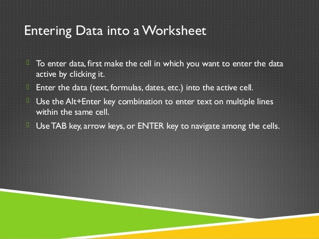 introduction to microsoft excel for beginners. Black Bedroom Furniture Sets. Home Design Ideas