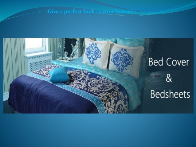 Buy Cotton Bed Sheets Online. Give A Perfect Look To Your House!