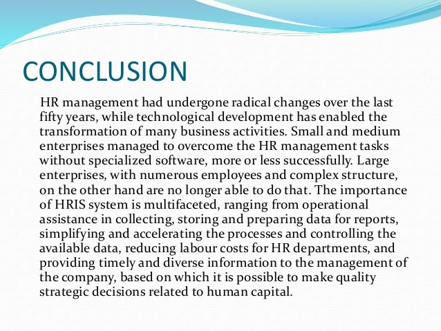 Technology Management Image: Innovations In Human Resource Management