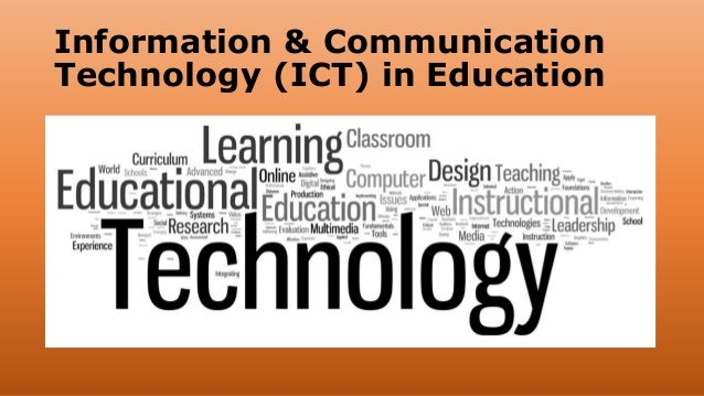 information and communications technology in education Introduction to information and communication technology in education (moursund) page 3 book we argue that basic skills (lower-order knowledge and skills.