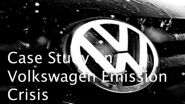Volkswagen Emission Crisis