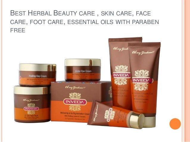 Best All Natural Paraben Free Skin Care Products