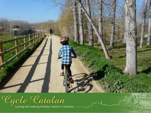 Cycling and walking holidays based in Catalonia