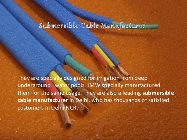 Electrical Wire Cable Manufacturers Provide a Safe Wiring Solution