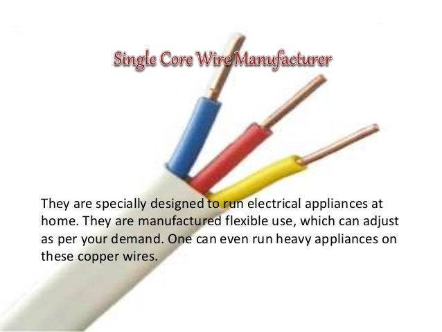 electrical wire cable manufacturers provide a safe wiring solution rh slideshare net electrical wiring safety procedures electrical wiring safety tips