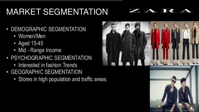 Zara demographic