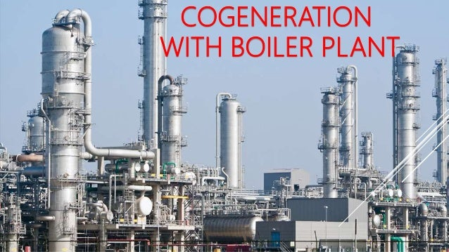 Presentation on boiler and cogeneration