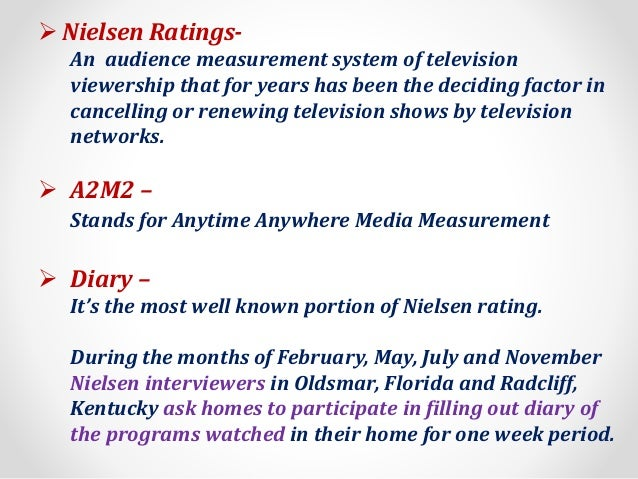 nielsen media research case study