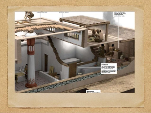 Ancient Egyptian Houses and influence on Hassan Fathy